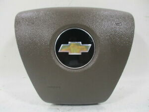 12 2012 Chevrolet Silverado 1500 Driver Wheel Airbag Air Bag Oem