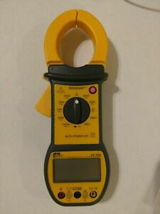 Ideal 61 720 Digisnap 1000 Amp Clamp Meter W Case New In Box 61 720