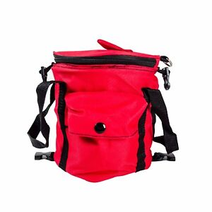 Arborist Mini Rope Bag Collapsible 8 Tall 7 Round Store Your Throw Lines