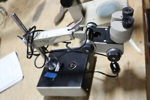 Hartley Company Dissecting Microscope