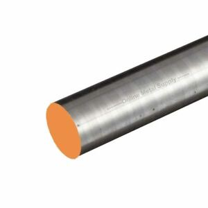 416 Rough Turned Stainless Steel Round Rod 2 750 2 3 4 Inch X 12 Inches