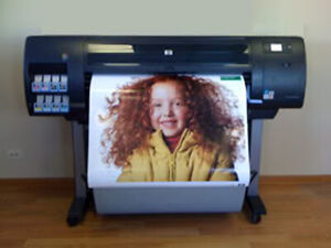 Hp Designjet Z6100 42 Large Format Graphic Printer With 3 Year Warranty