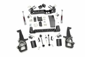 Rough Country 6 Lift Kit fits 2006 2008 Dodge Ram 1500 4wd N3 Shocks