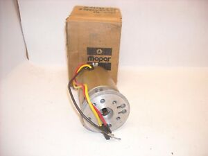 Mopar Nos 1970 1971 Cuda Challenger Convertible Power Top Lift Motor
