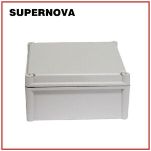 280 280 130mm Waterproof Junction Box Electric Project Diy Case Enclosure Box