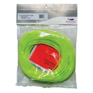 Dynaglide 1 8mm X 200 Green Throwline High Strength Smooth Surface