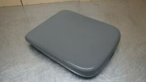 Dodge Ram Jump Seat Center Console Lid 02 05 1500 03 06 2500 3500 Grey Gray