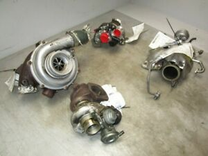 00 04 2000 2004 Volvo S40 Turbocharger 148k Miles Oem