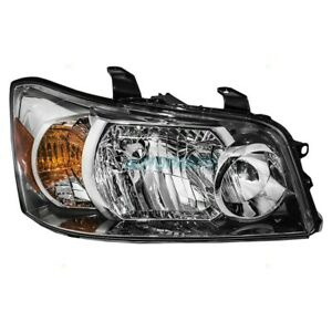 New Right Head Light Assembly Fits 2004 2006 Toyota Highlander To2503151