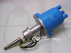 Fiat 125 Complete Ignition Distributor breakpoint New Recently Made