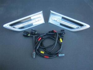 10 13 Kia Soul Side Vents Fender Side Markers Light Kit W Repeater P8320 2k600