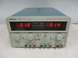 Power Designs Tp340a Triple Outpost Dc Power Supply T124879