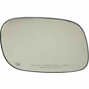 Ch1325115 Right New Mirror Glass Heated For Truck Passenger Side Rh Hand Dodge