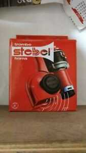 Super Loud Stebel Nautilus Compact Twin Air Horn Universal For Cars Trucks