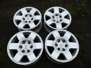 17 Toyota Fj Cruiser Tacoma 4runner Silver Factory Oem Alloy Wheels Rims 69503