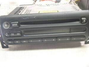 02 03 04 05 06 07 Bmw Mini Cooper Cd53 Radio Cd Player 65126977697 Op347