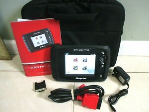 Snapon Ethos Pro Diagnostic Scanner Full Function Bi Directional Controls