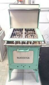 Vintage Antique Success Apartment Size Gas Stove