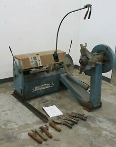 Bishman 931a Heavy Duty Tire Machine Large Tires Branick Changer 1 Phase