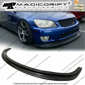 For 00 05 Lexus Is300 Mda Style Front Bumper Chin Lip Body Kit Pu Jdm Altezza
