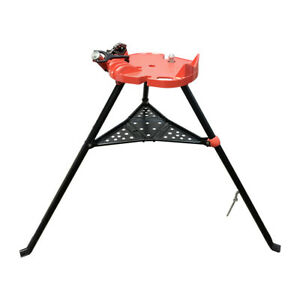 1 8 6 Portable Tristand Pipe Chain Vise