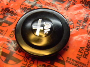 Alfa Romeo Steering Wheel Center Cap
