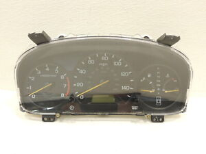2000 02 Honda Accord Instrument Panel Cluster Speedometer Oem