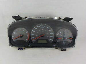 1998 1999 2000 2001 2002 98 99 00 01 02 Accord Speedometer Cluster 274k Km Oem