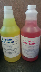 Cleaner Beer Line 2x dream Draft Line Cleaning Chemical Part 1 2 free Ship