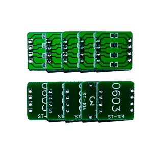 0603 Smd To Dip Breakout Board Pcb Breadboard Adapter 10 Pieces