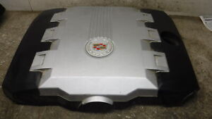 2010 2012 Cadillac Cts Upper Engine Cover Black Silver Oem Lkq