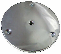 Aero Race Wheels 54 300015 Arw Mud Cover Polished Aluminum 15in