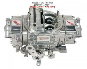 Quick Fuel Hr 850 Hr series Carburetors