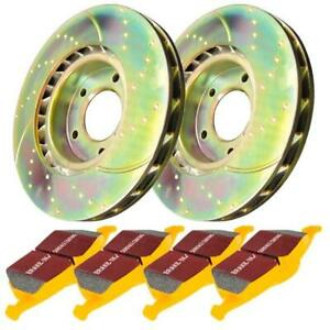 Ebc S5kf1453 Big Brake Kits