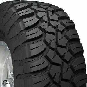 4 New 35 12 50 17 General Grabber X3 12 50r R17 Tires 31895
