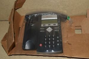 Polycom Ip335 Soundpoint Voip Telephone New 2