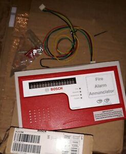Bosch Security Systems D1257rb Remote Fire Annunciator new In Box