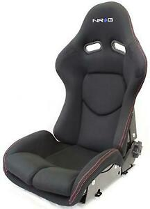 Nrg Innovations Rsc 400bk Racing Seats