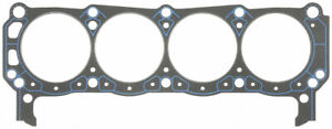 Fel pro 1011 2 Head Gasket 83 93 Fits Ford260 289 302 except Boss