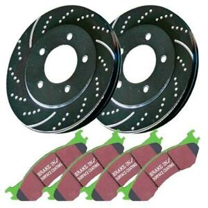 Ebc S3kf1153 Big Brake Kits