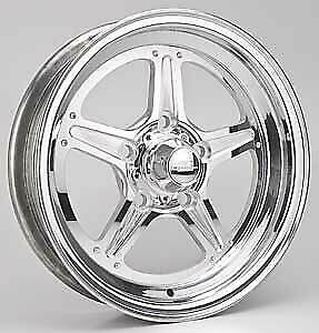 Billet Specialties Rs035356517n Street Lite Polished 15 X 3 5 Inch Wheel