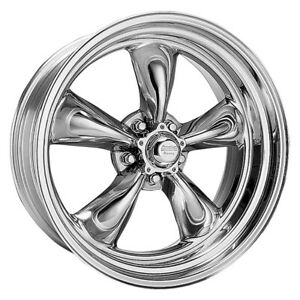 American Racing Wheels Vn5157861 17x8 Torque Thrust Ii5 4 3 4 Bc Wheel