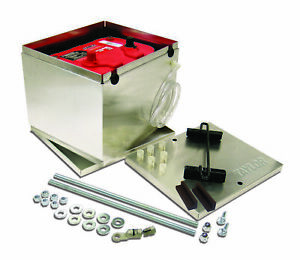 Taylor Made 48200 Battery Box Battery Box With Hold Down Aluminum