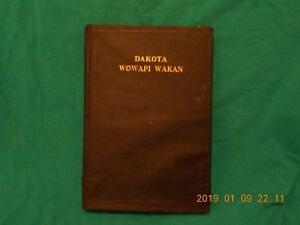 Dakota Wowapi Wakan The New Testament In Dakota