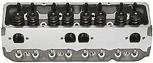 Brodix Cylinder Heads 1321000 Dragon Slayer Series Small Block Chevy Aluminum C