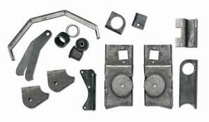 Rubicon Express Re9968 Front Axle Bracket Kit For Fits Jeep Tj