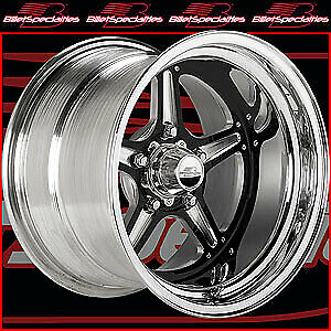 Billet Specialties Brs035606535n Street Lite Black Wheels