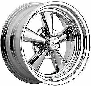 Cragar 61c781245 61c Series S S Super Sport Chrome Wheels