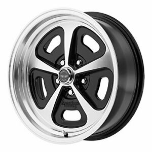 American Racing Wheels Vn50177012500 17 X 7 500 Magnum Wheel 5 X 4 5 Bolt Circle