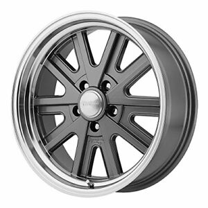 American Racing Wheels Vn52777012400 17 X 7 527 Cobra Wheel 5 X 4 5 Bolt Circle
